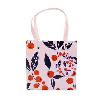Small Gift Bag - Red Cherries (16x16x16cm)