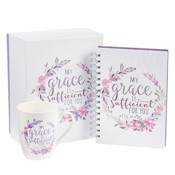 My Grace is Sufficient Gift Set