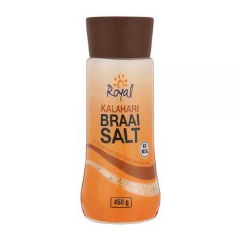 Royal Kalahari Braai Salt 450g