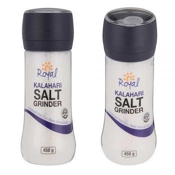 Royal Kalahari  Salt Grinder 450g