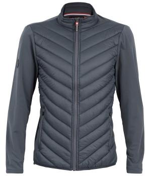 Apex Padded Puffer Jacket Dark Grey