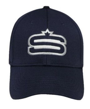 "Flex Fit ""S"" Cap Dark Navy"