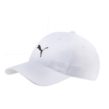 Puma Pounce Adjustable Cap Bright White