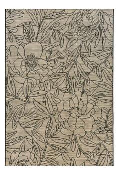 Wildflower in Black Rug