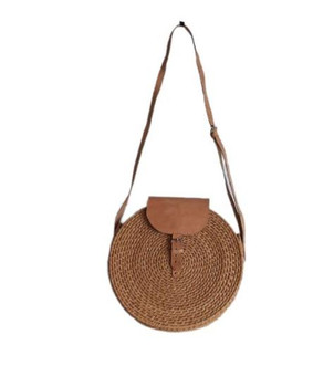 Sun Leather Bag