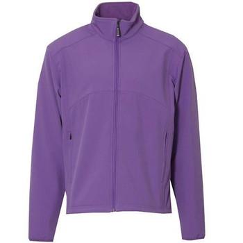 Mens Prestige Softshell Jacket Purple