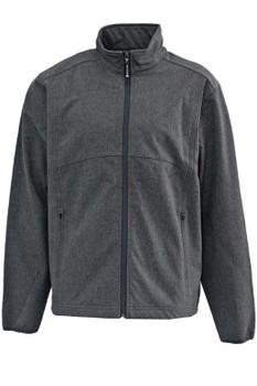 Mens Prestige Softshell Jacket Grey Melange