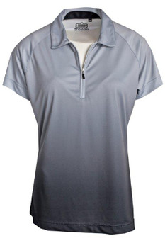 Ladies Sublimated Ragland Black Golfer