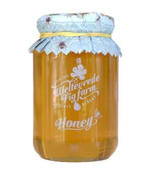 Weltevrede Orange Blossom Honey 500g