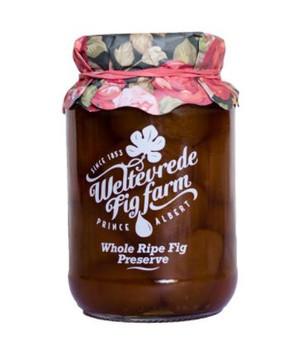 Weltevrede Whole Ripe Fig Preserve 500g