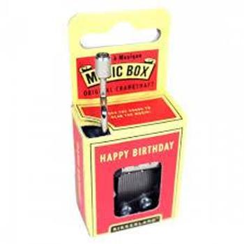 Music Box Happy Birthday