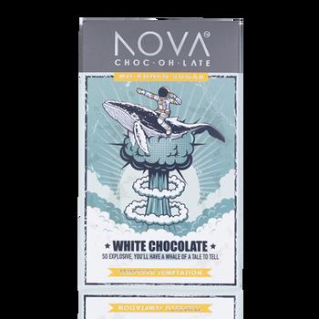 100g White Chocolate Slab