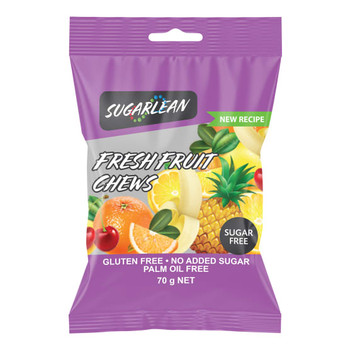 Fresh Fruit Chews 70g