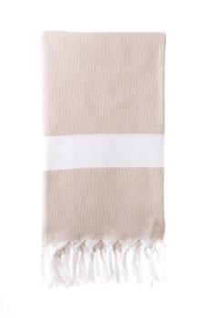 Versatile Turkish Dimanta Towel Sand 100x180