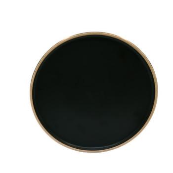 Black Dinner Plate (26cm)