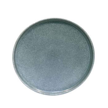 Light Grey & White Speckled Dinner Plate (27cm)