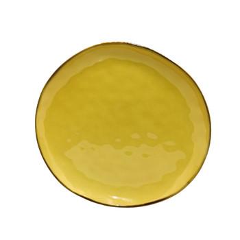 Yellow Dinner Plate (27cm)