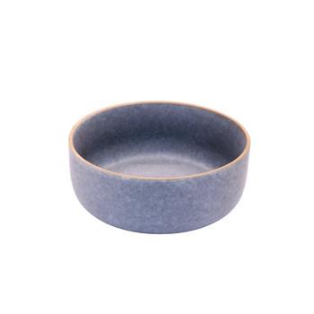 Blueish Grey Speckled Noodle Bowl (16cm)