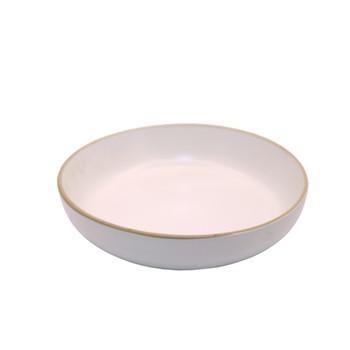 White Speckled Noodle Bowl