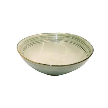 Line Detail Grey Noodle Bowl (20cm)