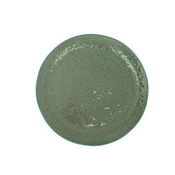 Ceramic Serving Plate - Avo Green 30cm