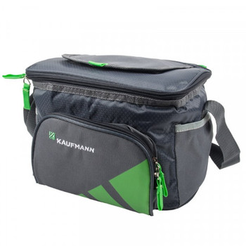 Kaufmann Cooler Bag Charcoal 6-Can