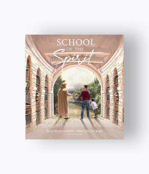 Sarah Van Vuuren - School Of The Spirit