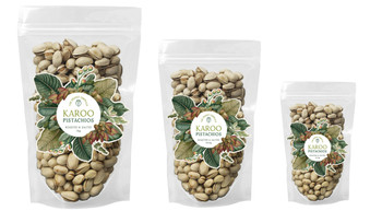 Karoo Pistachios Roasted And Salted