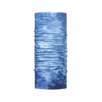 Buff Coolnet UV Angling Pelagic Blue