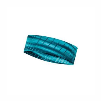 Buff Headband Slim Keren Turquoise