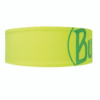 Buff Headband Tech Logo Yellow Flour