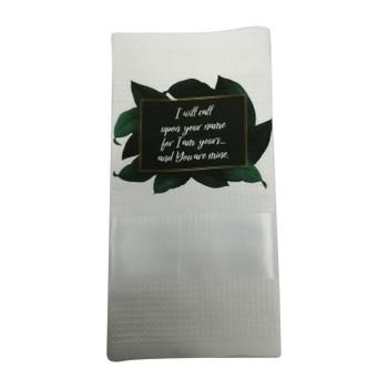 Dishcloth - You are mine.