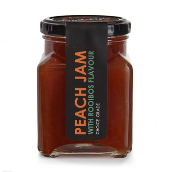 Fruit Lips Peach Jam With Rooibos Flavour 290g