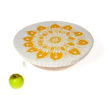 Dish & Bowl Cover Set of 3 Edible Flowers - Anushka Davids