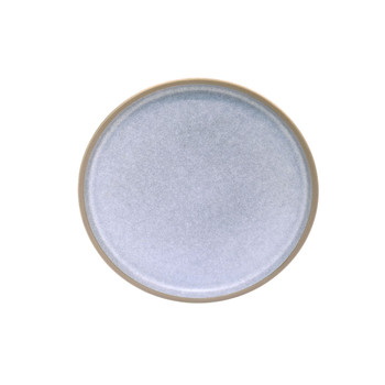 Blueish Grey Speckled Side Plate (21cm)