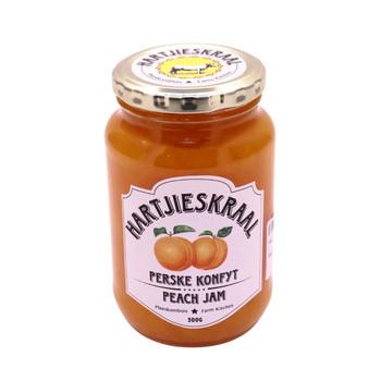 Peach Jam / Perskekonfyt 375ml