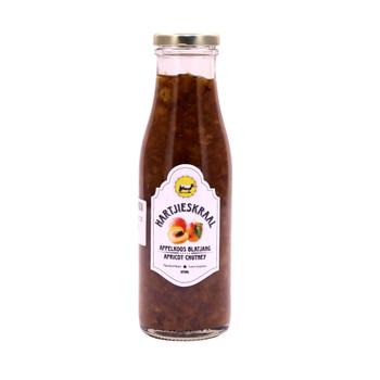 Apricot Chutney / Appelkoos Blatjang 375ml