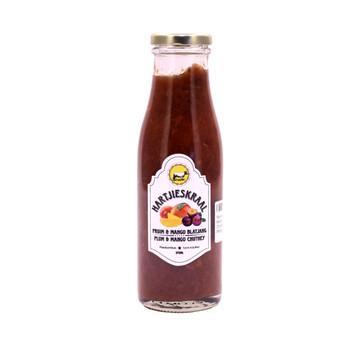 Plum & Mango Chutney / Pruim & Mango Blatjang 375ml