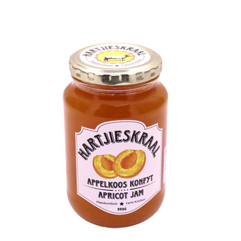 Apricot Jam / Appelkooskonfyt 375ml