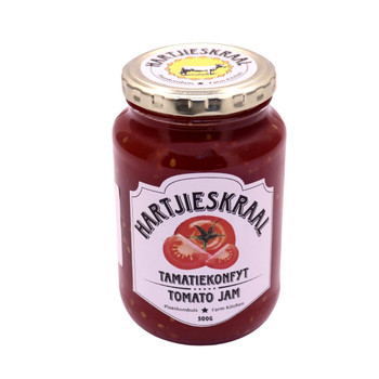 Tomato Jam / Tamatiekonfyt 375ml