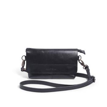 Alfi Micro Leather Crossbody