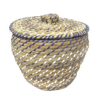 Atlantica Woven Basket (28cm)
