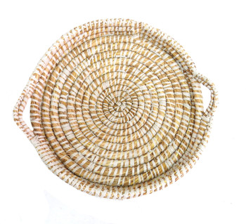 Kansie Carry Me Woven Tray