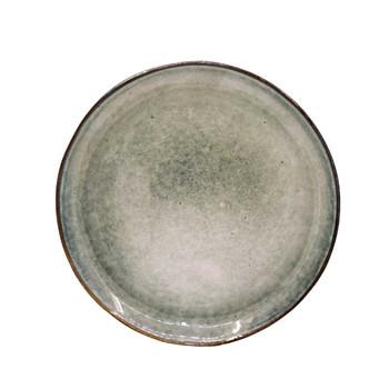 Blue Grey Side Plate (21cm)