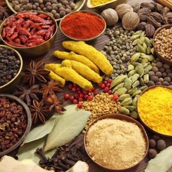 Serviette - Spices & Herbs (33x33cm)
