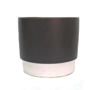 Shamal Pot in Black