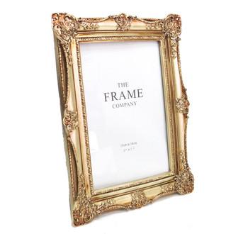 Elemi Frame  in  Gold (18x13cm)