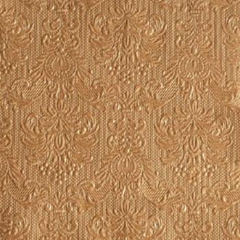 Serviette - Elegance Bronze (33x33cm)