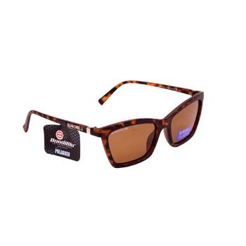 Wayfarer Sunglasses / Spotted Tort Frame /Bronze Lenses