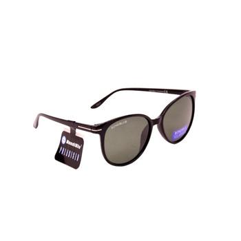 Plastic Frame Shiny Black / Black Lenses